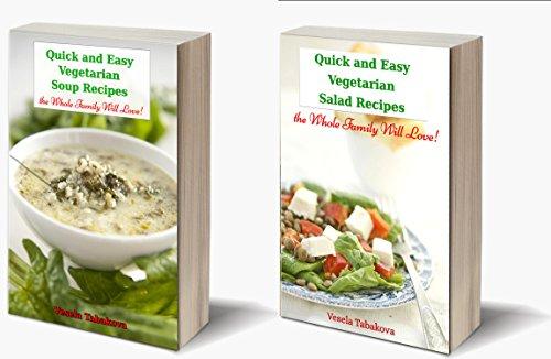 Delicious Vegetarian Cookbook Bundle Kindle Edition FREE at Amazon