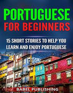 Portuguese for Beginners / Spanish for Beginners Kindle Edition both FREE at Amazon