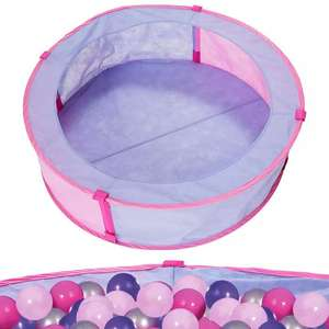 Chad Valley Pink Pop Up Ball Pit (no balls included) - £6.40 Using Click & Collect @ Argos
