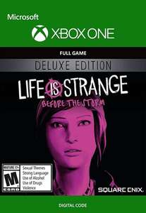 [Xbox One] Life is Strange: Before the Storm - Deluxe Edition - £3.08 - Eneba/WorldTrader