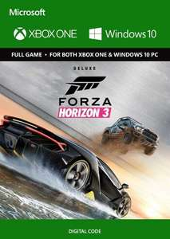 Forza Horizon 3 (PC/Xbox One) £6.29 @ WorldTrader via eneba