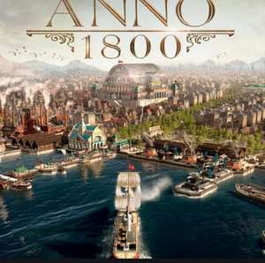 Anno 1800 £19.99 @ Epic games