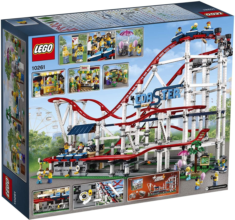 LEGO Creator 10261 Roller Coaster - £239.99 at John Lewis & Partners (Card holders)