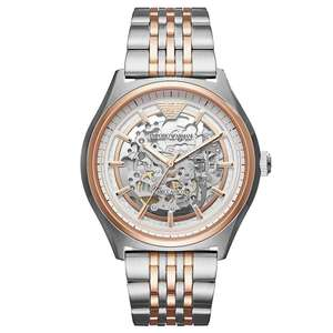Men's Meccanico two tone stainless steel Emporio Armani Watch - £189 delivered @ WatchPilot
