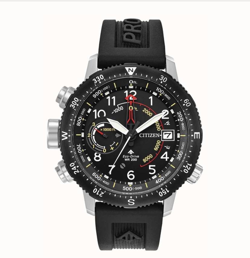 Citizen Pro Master Altrichron Men's watch £199.99 delivered @ TK Maxx