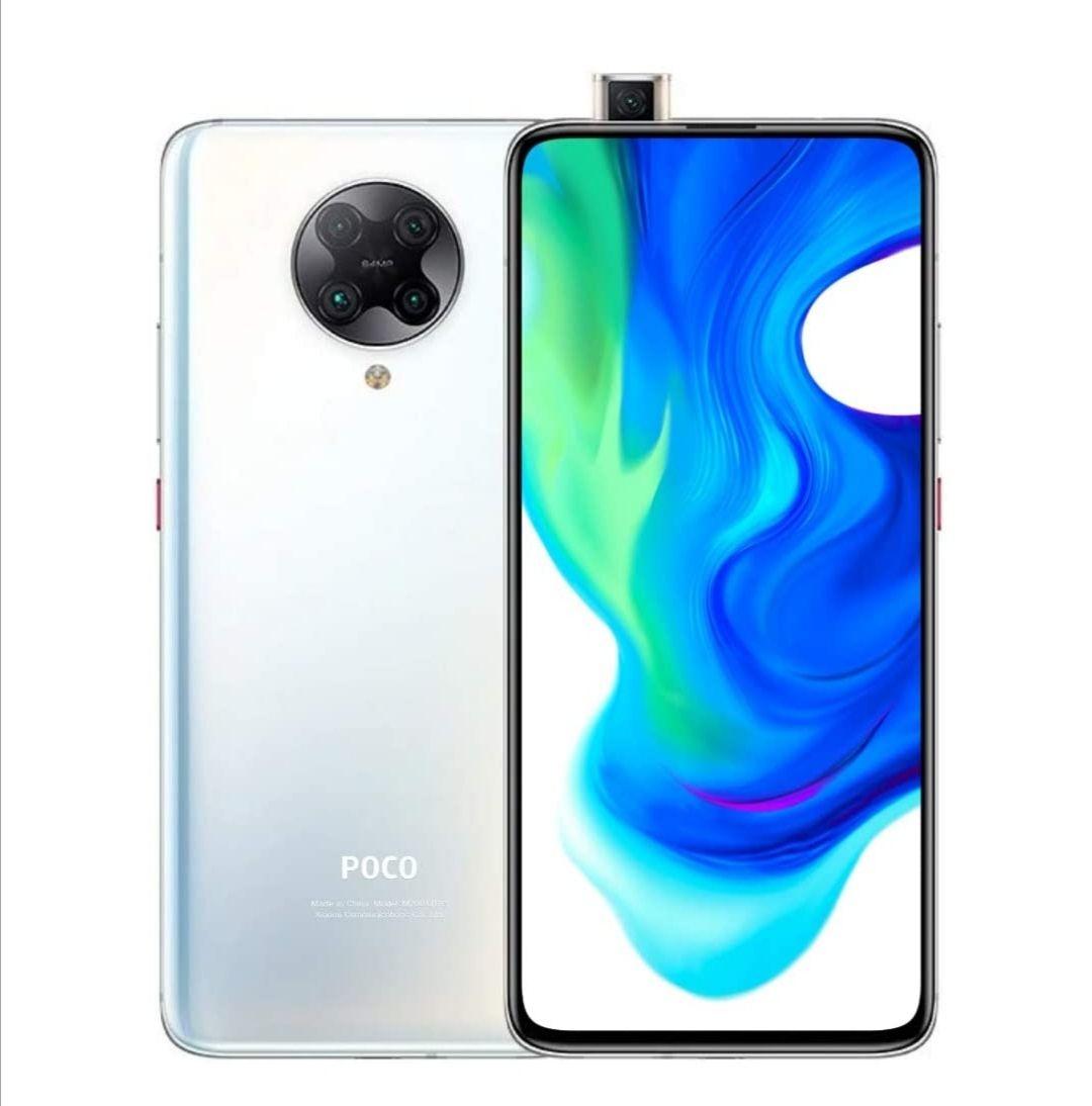 Xiaomi Poco F2 Pro - Smartphone 256GB, 8GB RAM, Dual Sim, Phantom White - £432.98 @ Amazon