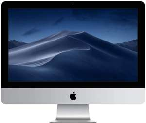 Apple iMac (21.5-inch, 2.3GHz dual-core Intel Core i5, 8GB RAM, 1TB Fusion Drive) - Silver (Previous Model) £799 @ Amazon