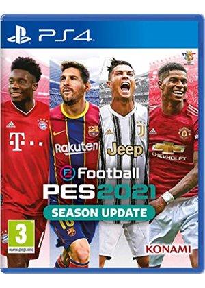 eFootball PES 2021 SEASON UPDATE (PS4) £20.85 Base.com