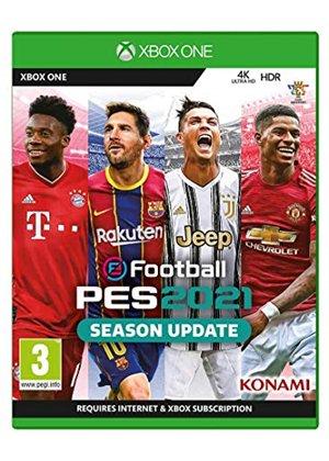 eFootball PES 2021 SEASON UPDATE (Xbox One) £19.85 Base.com