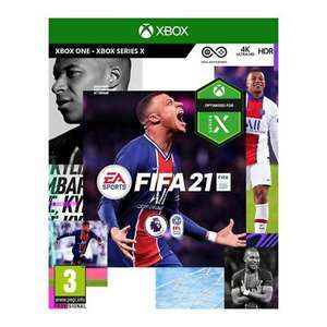 FIFA 21 Pre Order on Xbox & PlayStation Released £42.36 Delivered (With Code) @ The Game Collection Outlet / eBay
