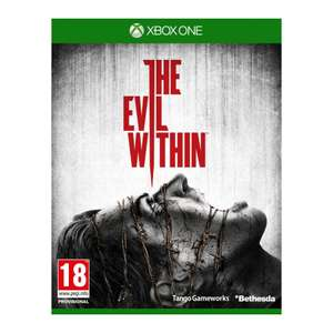 The Evil Within Limited Edition (Xbox One) £4.95 delivered at The Game Collection