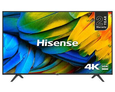 "Hisense H55B7100 55"" 4K UHD HDR Smart TV £295.20with code @ Crampton And Moore / ebay"