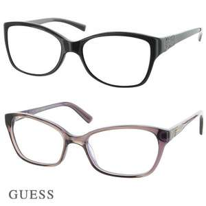 GUESS Prescription Glasses - 19 styles to choose from - now £19 delivered with code @ Specky Four Eyes