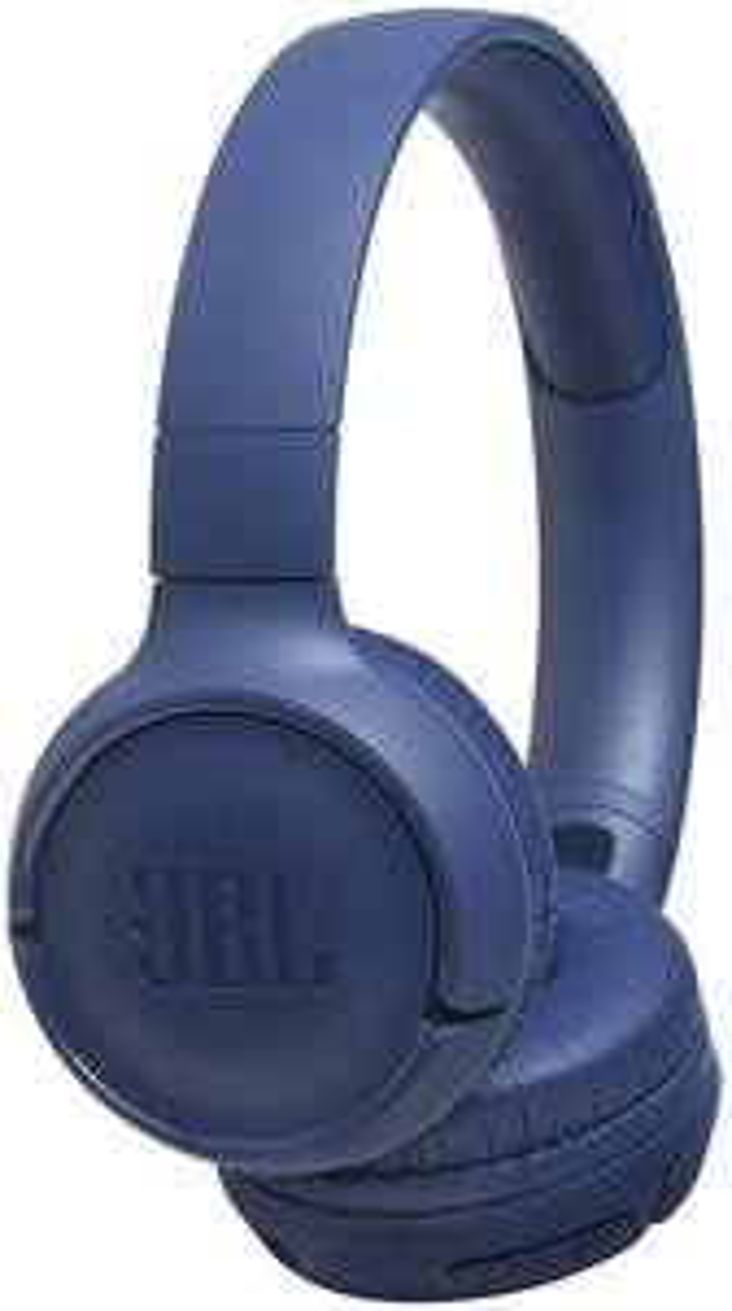 JBL Tune 500BT Powerful Bass Wireless On-Ear Headphones with Mic (Blue) - £29 @ Amazon