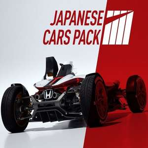 Project CARS 2 Japanese Cars Bonus Pack DLC (PC) - £1.99 from the Steam Store