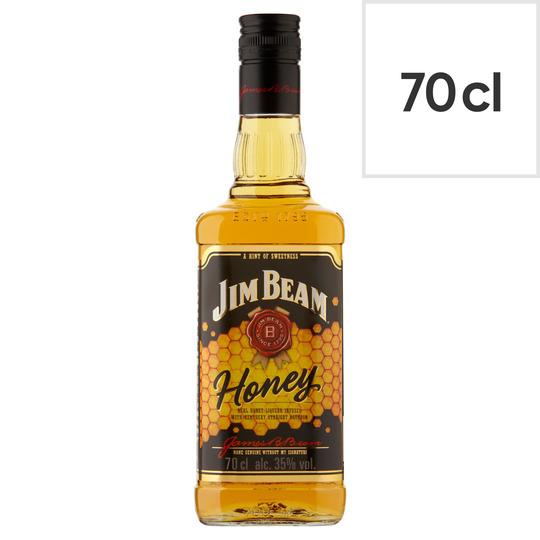 Jim Beam Honey 70cl - £14 @ Tesco