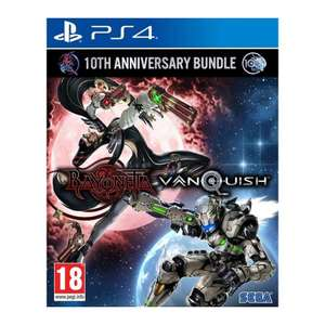 Bayonetta & Vanquish 10th Anniversary Bundle (PS4) // (Xbox One Launch Edition) - £13.95 @ The Game Collection