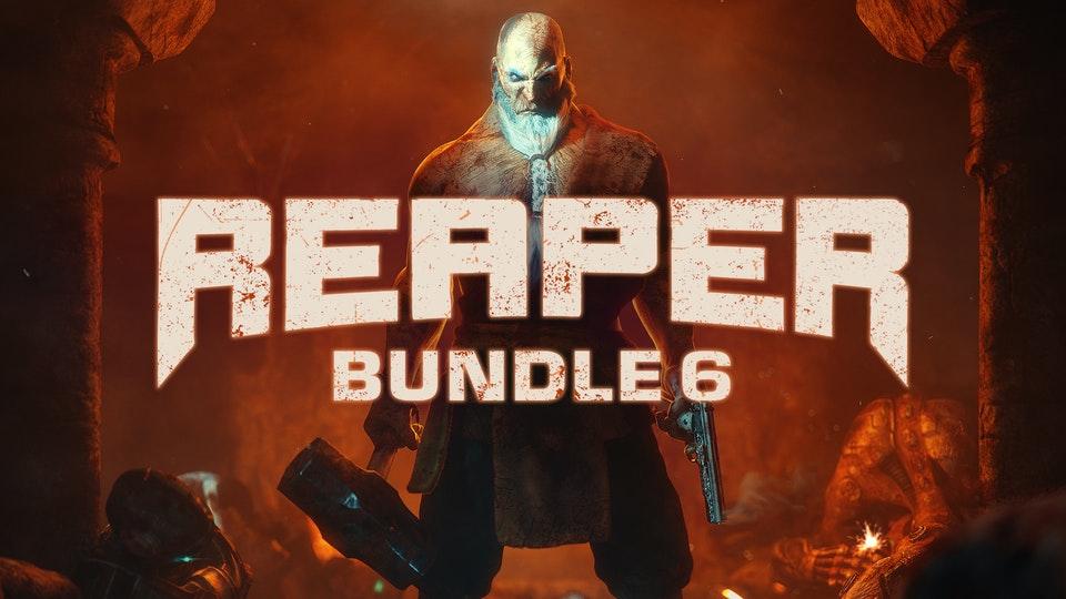 Reaper Bundle (7 Steam PC/Mac Games: Dirt 4 | Hard Reset Redux | Grid 2019 |Zombie Night Terror | Ancestors Legacy + more) £3.75 @ Fanatical