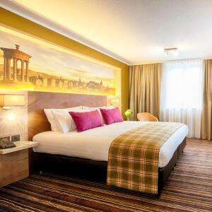 4* Leonardo Royal Edinburgh Haymarket hotel (October dates) £37.31 using code @ ebookers
