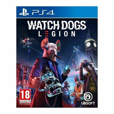 Watch Dogs Legion + Steelbook (PS4/ Xbox One) £42.36 with code @ TGC / eBay