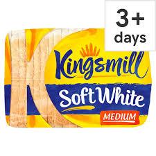 Kingsmill Medium Soft White Bread - 79p @ Asda