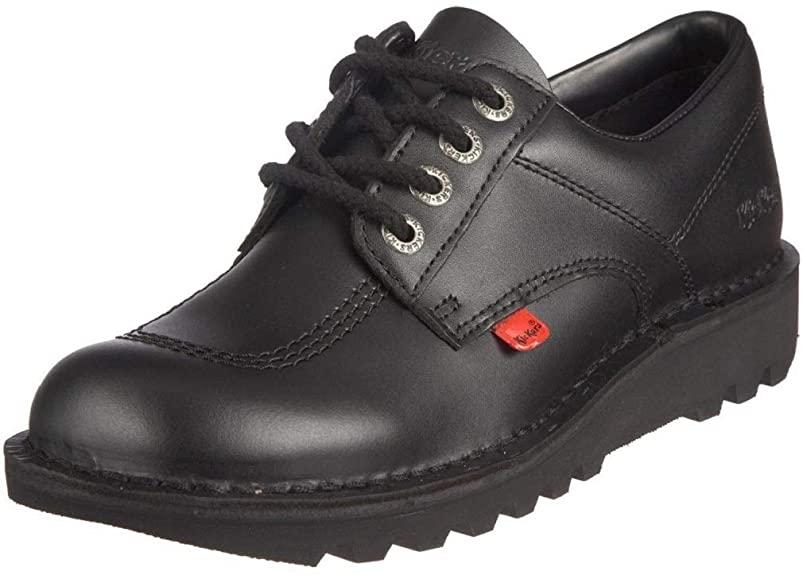 Kickers men's Kick Lo Core Black Shoes sizes 6-12 £25.50 @ Amazon