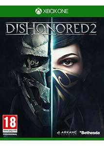 Dishonored 2 (Xbox One) £5.25 delivered at Base
