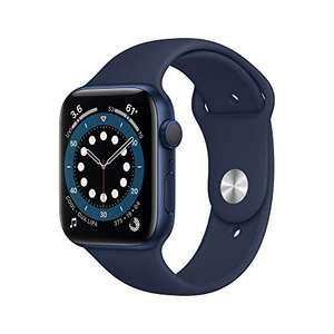 Apple Watch Series 6 44mm Blue - £379 from Amazon