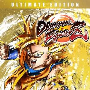 [PS4] DRAGON BALL FIGHTERZ Ultimate Edition £13.59 @ PlayStation Store