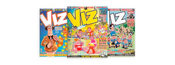 Free issue of Viz Comic via Dennis Publishing