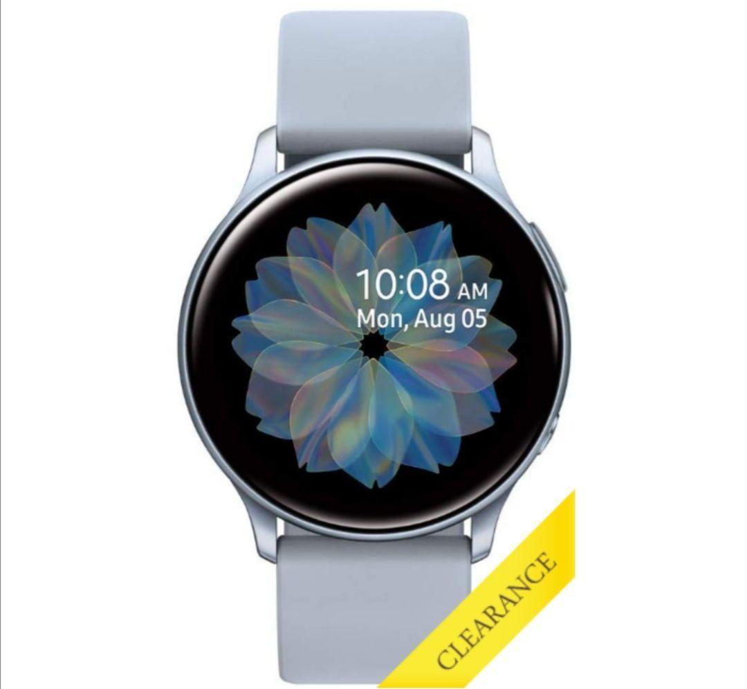 Samsung Galaxy Watch Active 2 42mm R820 Silver Smartwatch - £175 Delivered @ Portus Digital