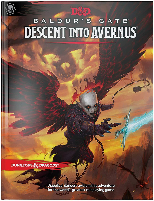 Dungeons & Dragons Baldur's Gate: Descent into Avernus (Dungeon & Dragons: Descent into Avernus) £15.51 at Amazon
