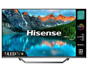 Hisense 65U7QFTUK (2020) QLED HDR 4K UHD HDR10+ Smart TV, 65 inch with Freeview Play & Dolby Atmos - £724 delivered @ Crampton & Moore eBay