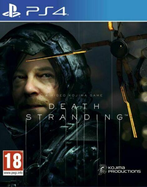 Death Stranding (PS4) Multi-Language Bundle Copy - £18.85 Delivered @ GamesDirectLimited via eBay