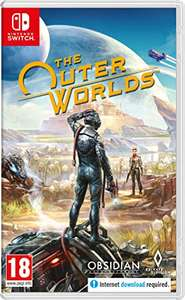 The Outer Worlds (Nintendo Switch) £29.97 @ Amazon