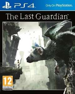 The Last Guardian (PS4) pre-owned - £8.90 with code delivered @ Music Magpie