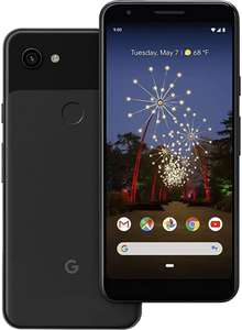 Pixel 3a 64GB (Just Black / Clearly White) & 2 years warranty - £256.62 with code @ Google Store