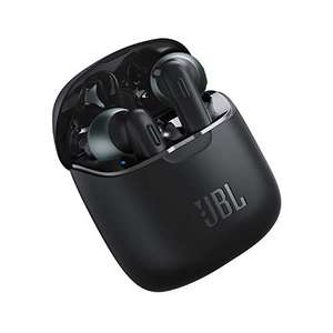 JBL TUNE 220TWS, True Wireless Bluetooth Earbuds with Mic, 19 Hours Total Battery Life, Hands Free Calling, Speed Charging £54.99 @ Amazon