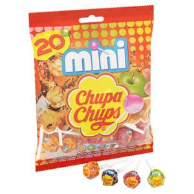 20 mini chupa chups 50p at Asda Wiltshire