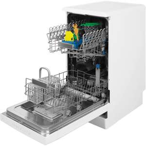 INDESIT 10 Place Slimline Freestanding Dishwasher (A++ rating & with 1yr labour and 10 yrs part warr) - £218.98 delivered @ AppliancesDirect