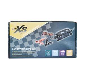 Auto XS Car Battery Charger £12.99 at Aldi