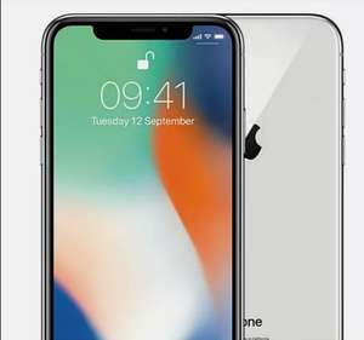 Apple IPhone X 64GB Refurbished Good Condition Silver Vodafone Smartphone - £287.99 @ Music Magpie / Ebay
