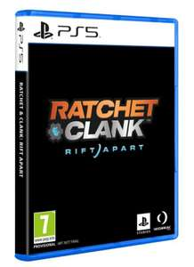 Ratchet and Clank: Rift Apart PS5 £63.85 at Base.com