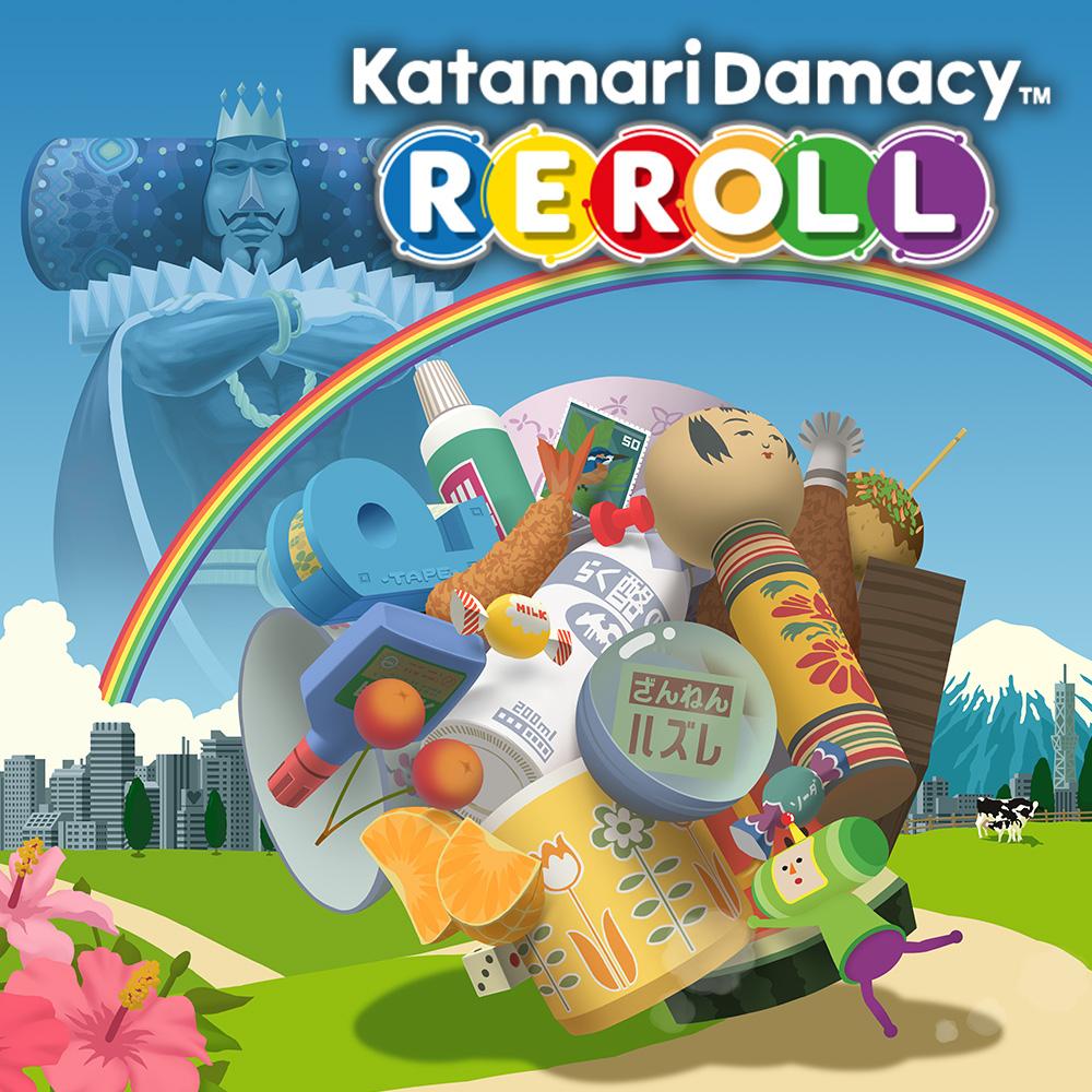 Nintendo Switch Sale eg Katamari Damacy Reroll £7.99, Tales of Vesperia £19.99, God Eater 3 £16.49 @ Nintendo eShop