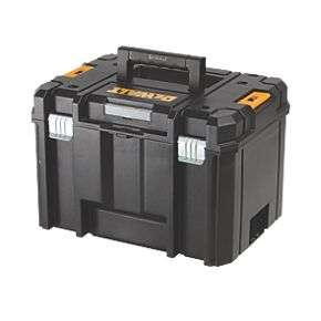 DeWalt TSTAK VI Tool Storage System 17¼ for £19.99 (free click and collect) @ Screwfix