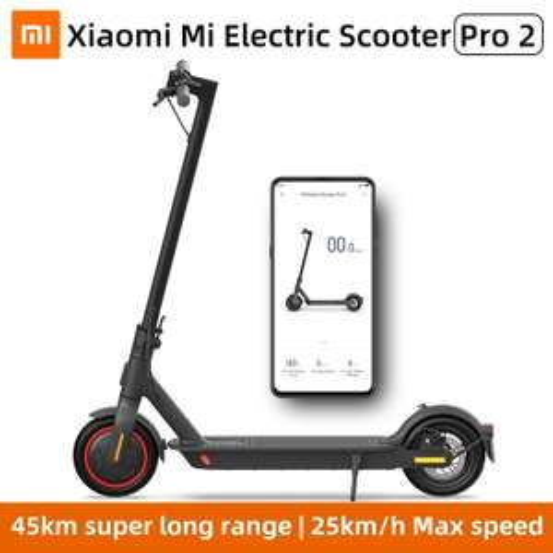 Xiaomi Mi Electric Scooter Pro 2 £406.52 @ MC-Tech Store / Aliexpress