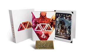 The Art of Anthem Limited Edition Hardcover £19.46 @ Amazon