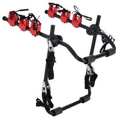 HOMCOM Foldable 3-bike carrier rack for car for £39.19 delivered using code @ eBay / outsunny