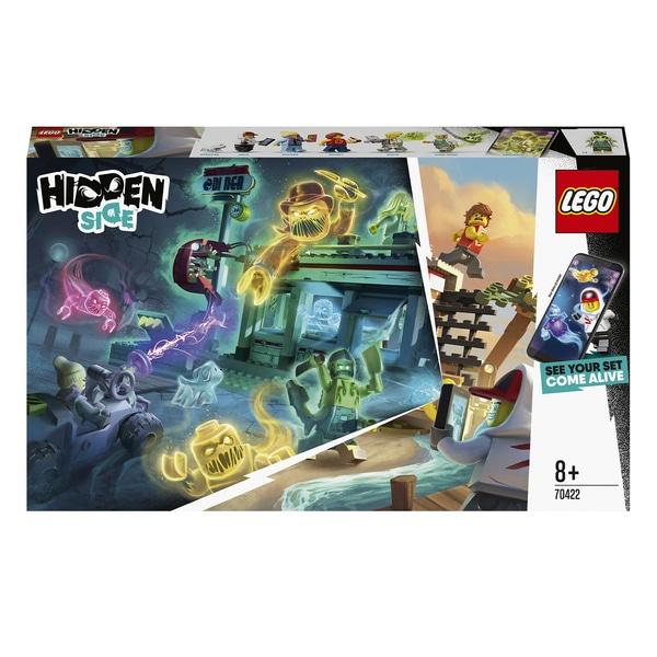 LEGO 70422 Hidden Side Shrimp Shack Attack Set £33.99 Smyths Toys Click n Collect