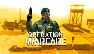 Operation Warcade VR Game (PC) - £3.74 @ Steam